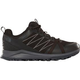 The North Face Litewave Fastpack II GTX Shoes Dam tnf black/ebony grey